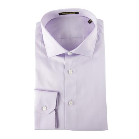 Sergio Comfort Fit Dress Shirt // Lilac (US: 14.5R)
