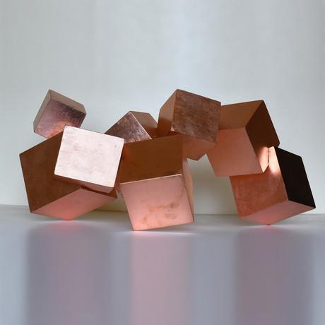Copper and Mahogany Pyrite