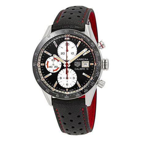 Tag Heuer Carrera Chronograph Automatic // CV201AP.FC6429 // New
