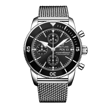 Breitling SuperOcean Chronograph Automatic // A13313121B1A1 // New