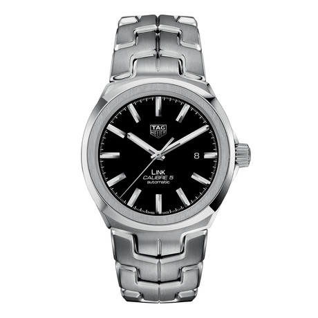 Tag Heuer Link Automatic // WBC2110.BA0603 // New