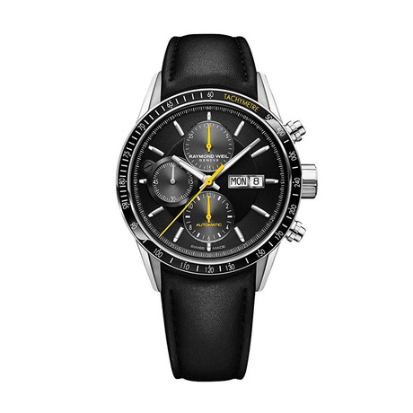 Raymond Weil Freelancer Chronograph Automatic // 7731-SC1-20121 // New