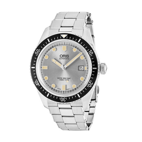 Oris Divers Sixty-Five Automatic // 01 733 7720 4051-07 8 21 18 // New
