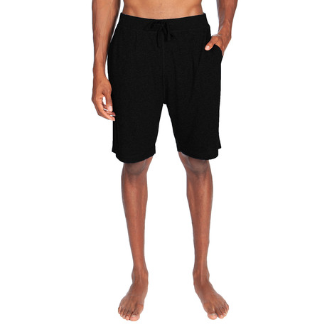 Super Soft Short Pant // Black (S)