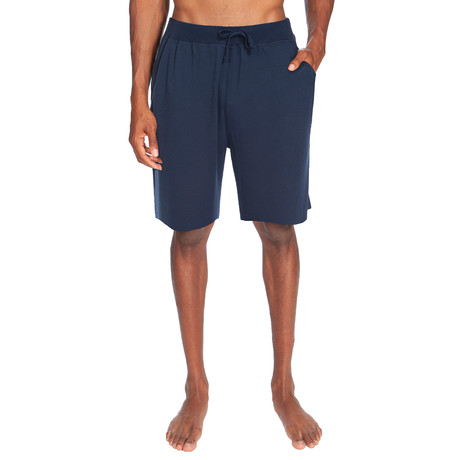 Super Soft Short Pant // Navy (S)