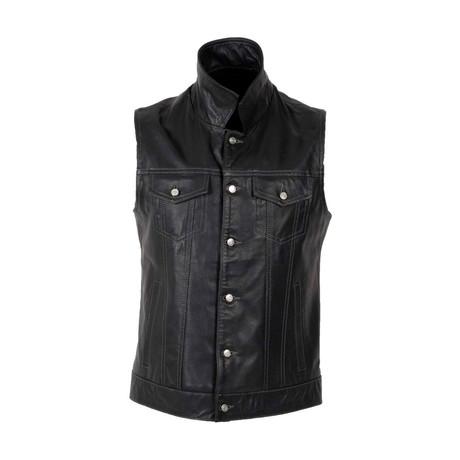 Mustang Vest // Black (S)