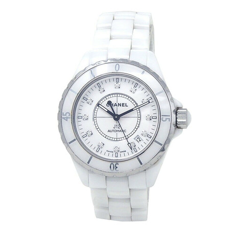 Chanel Ladies J12 Automatic // H1629 // Pre-Owned