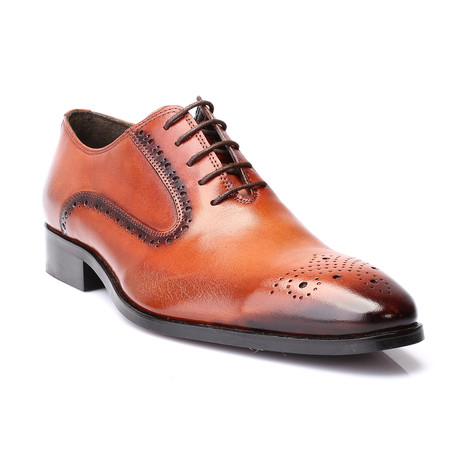 Richie Dress Shoe // Tobacco (Euro: 39)