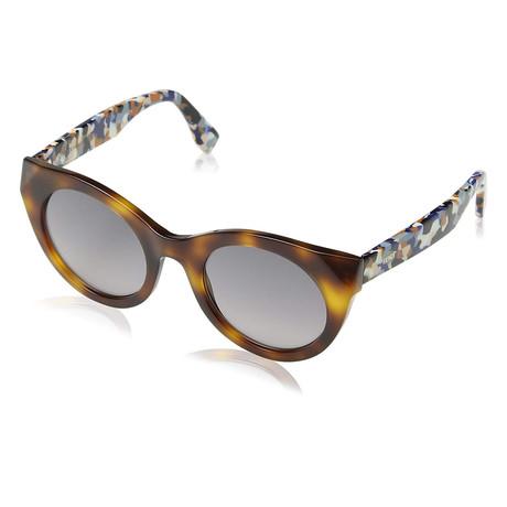 Unisex 0203S Sunglasses // Havana + Gray