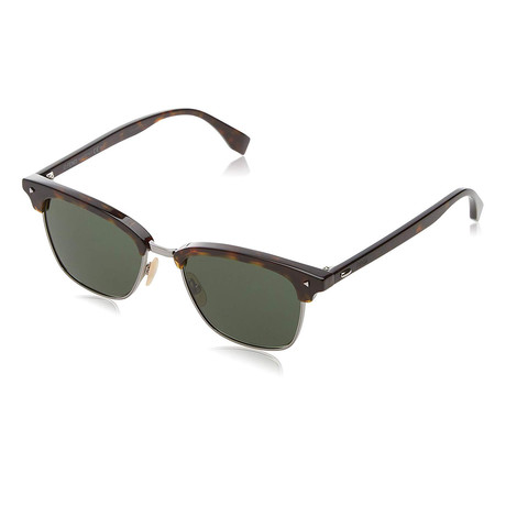 Men's M0003 Tortoise Sunglasses // Dark Green