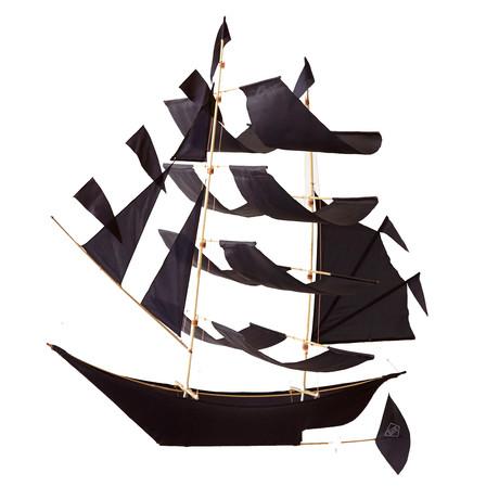 Sailing Ship Kite // Large (Ghost Ship)