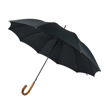Malacca Automatic Umbrella // Black