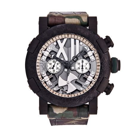 Romain Jerome Chronograph Automatic // RJTCHSP.006.01