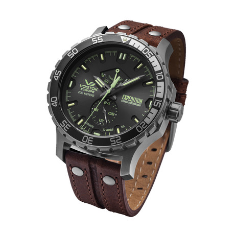 Vostok Europe Expedition Everest Automatic // YN84-597A543