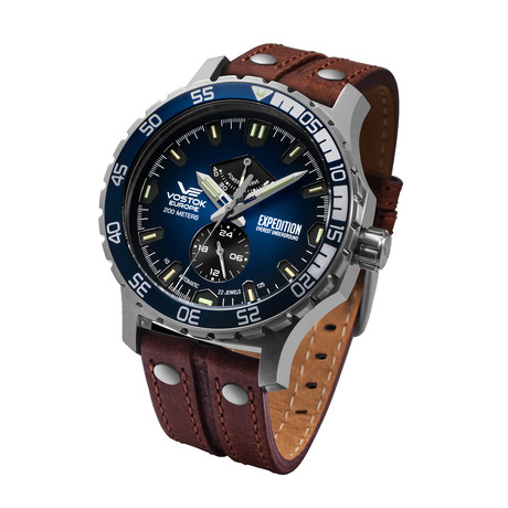 Vostok Europe Expedition Everest Automatic // YN84-597A545