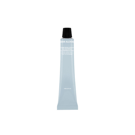Polishing Facial Exfoliant 0.7 oz // Pink Grapefruit + Glucomannan Extract