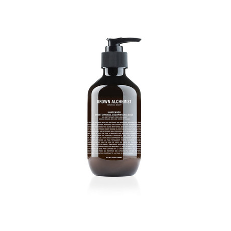 Hand Wash 10.1 oz // Sweet Orange + Cedarwood + Sage