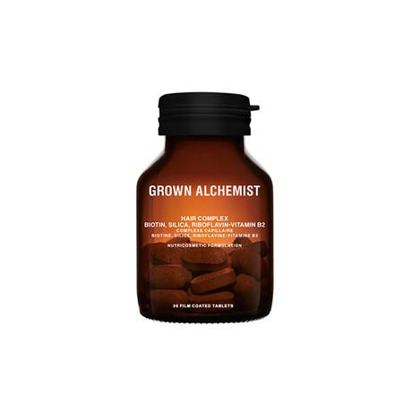 Hair Complex // Biotin + Silica + Roboflavin + B12