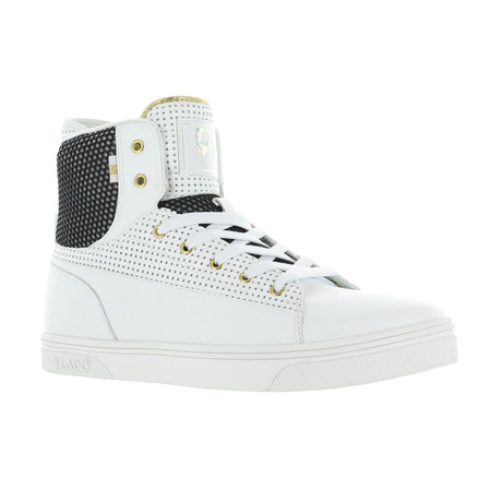 Jazz Sneaker // White (US: 7)