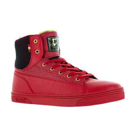 Jazz Sneaker // Red (US: 7)