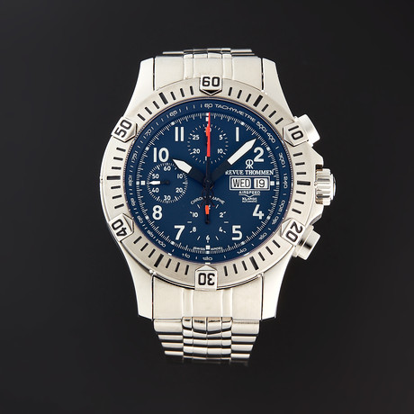 Revue Thommen Airspeed Xlarge Chronograph Automatic // 16071.6125