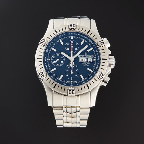 Revue Thommen Airspeed Xlarge Chronograph Automatic // 16071.6126
