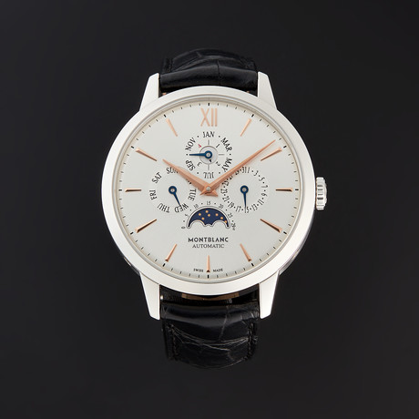 Montblanc Heritage Spirit Perpetual Calendar Automatic // 110715 // Pre-Owned