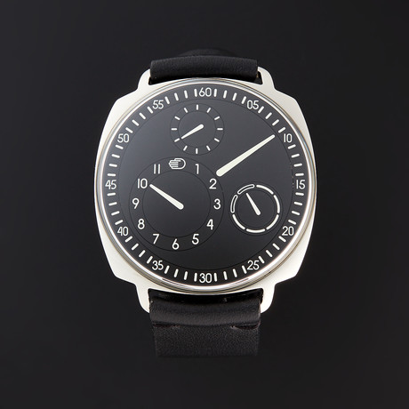 Ressence Type 1.3 Squared Orbital Convex System Automatic // TYPE 1.32B // Pre-Owned