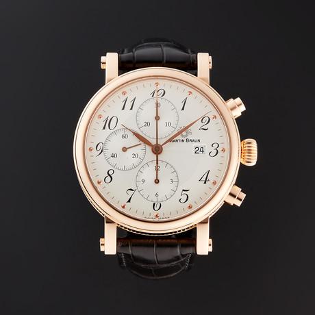Martin Braun Grande Chronograph Automatic // Pre-Owned