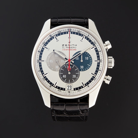 Zenith El Primero Striking 10th Chronograph Automatic // 03.2041.4052/69.C496 // Pre-Owned