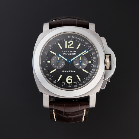 Panerai Luminor Chronograph Manual Wind // PAM 192 // Pre-Owned