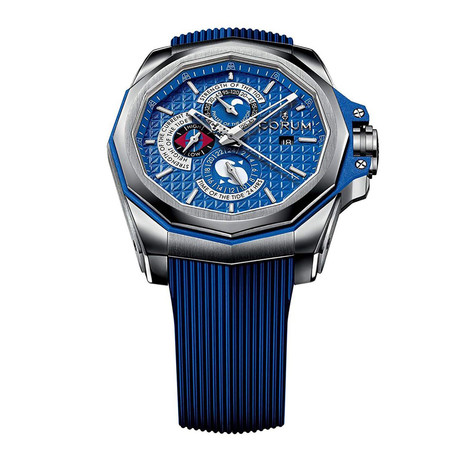 Corum Admiral Ac-One 45 Tides Automatic // A277-02401 // New