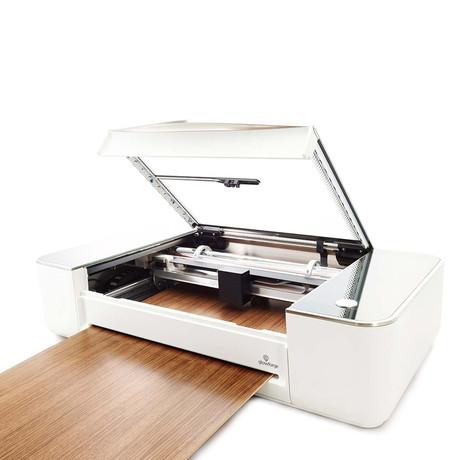 Glowforge Pro // 3D Laser Cutter / Engraver + Accessory Set