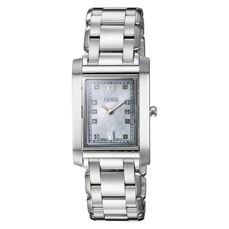 Fendi Ladies Quartz // F775340D // Store Display