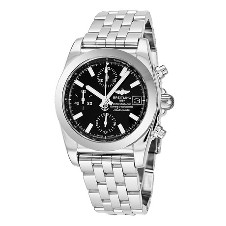 Breitling Ladies Chronograph Automatic // W1331012/BD92SS // Store Display
