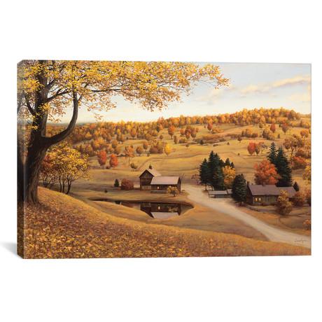 """Vermont Farm (18""""W x 12""""H x 0.75""""D)"""