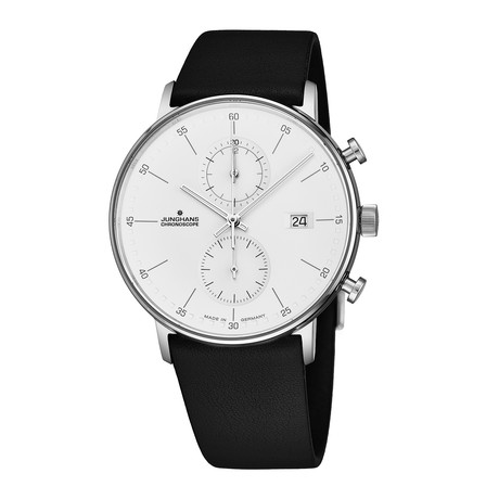 Junghans Chronoscope Quartz // 041/4770.00 // Store Display