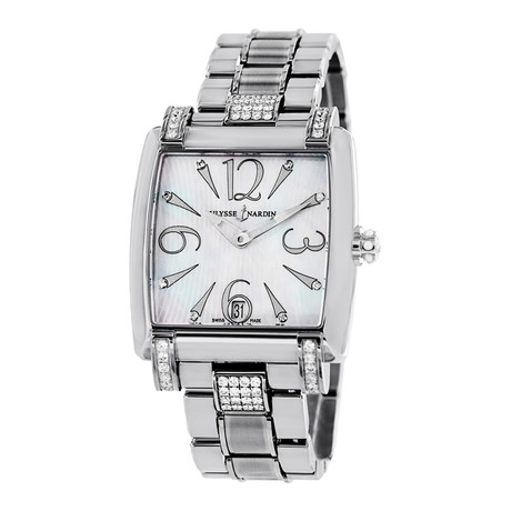 Ulysse Nardin Ladies Automatic // 13391C7C/691 // Store Display