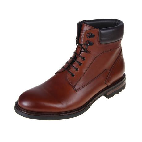 Portland Boot // Tan (Euro: 40)
