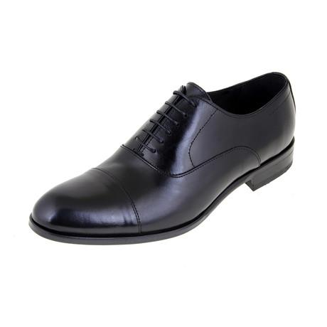 Montgomery Oxford Shoe  // Black (Euro: 40)