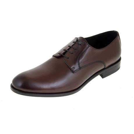 Denver Derby Shoe // Brown (Euro: 40)