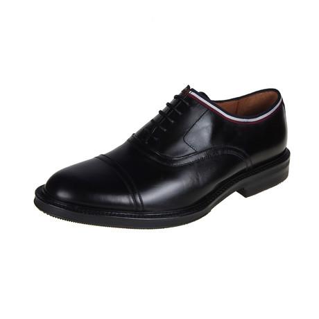 Anchorage Oxford Shoe // Black (Euro: 40)