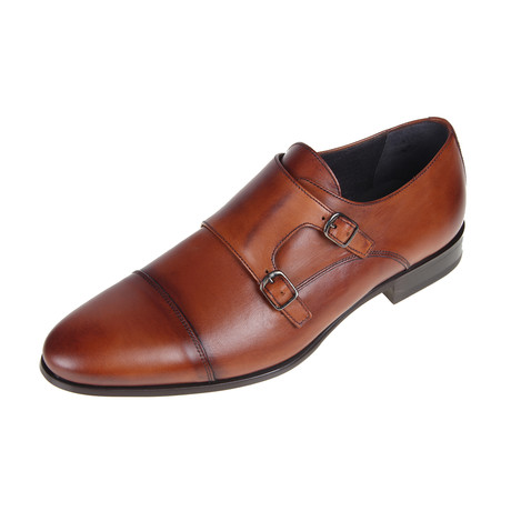 Sacramento Monk Shoe // Tan (Euro: 40)