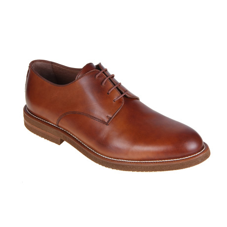Omaha Derby Shoe // Tan (Euro: 40)