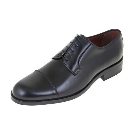 Fresno Derby Shoe // Black (Euro: 40)