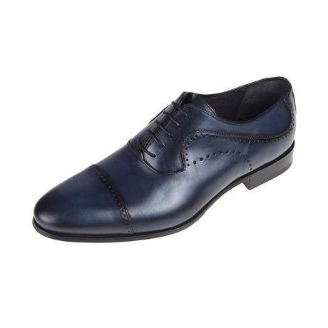 Oakland Oxford Shoe // Navy (Euro: 40)