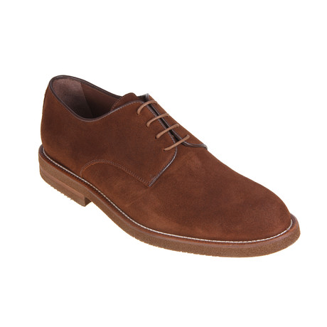 Tucson Derby Shoe // Tan (Euro: 40)