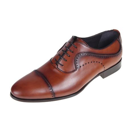 Orlando Oxford Shoe // Tan (Euro: 40)