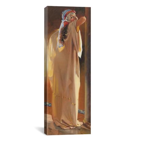 """Arabian Beauty (12""""W x 36""""H x 0.75""""D)"""