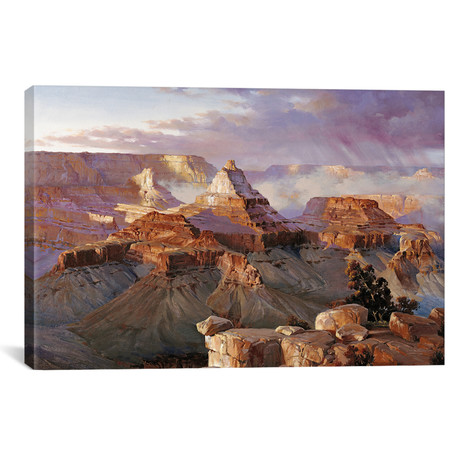 "Grand Canyon Iii (18""W x 12""H x 0.75""D)"